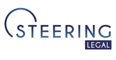 Steering Legal logo